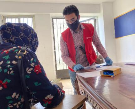 Soad's story: How has Covid-19 changed the lives of refugee families in Egypt?